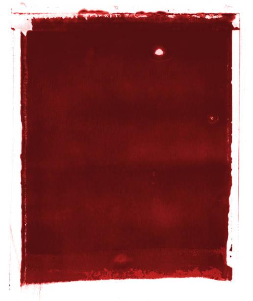 Blood Red Grunge Background stock photo