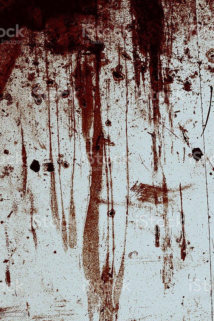 Bloody Grunge Background royalty-free stock photo