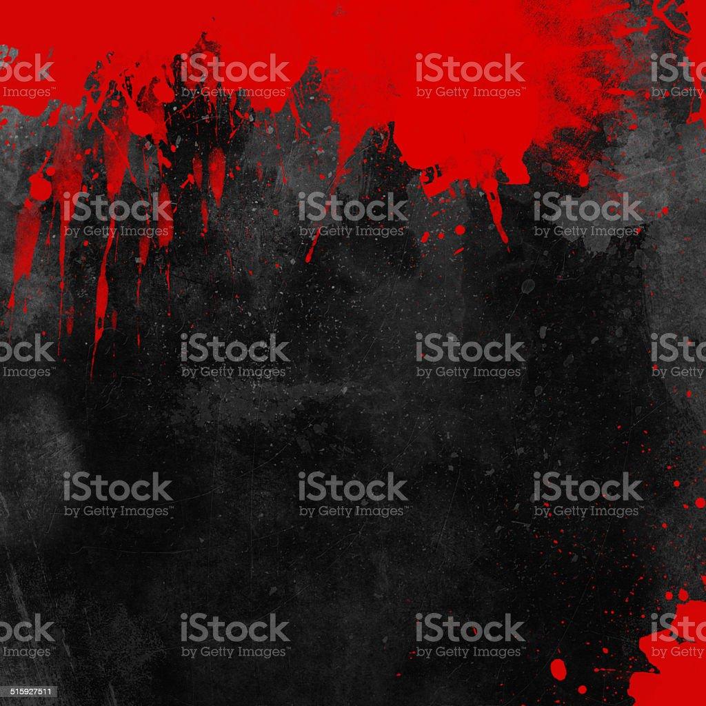 Bloody grunge background stock photo
