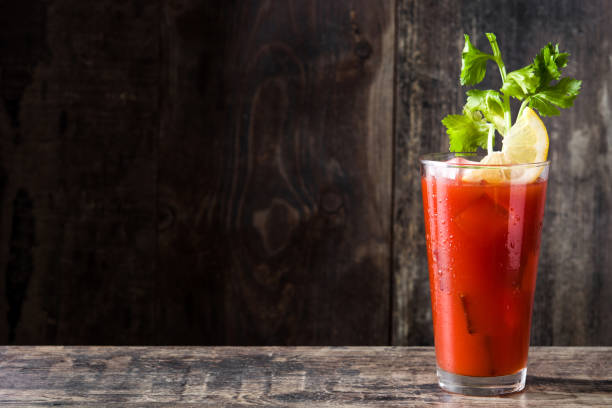 bloody Mary cocktail – Foto