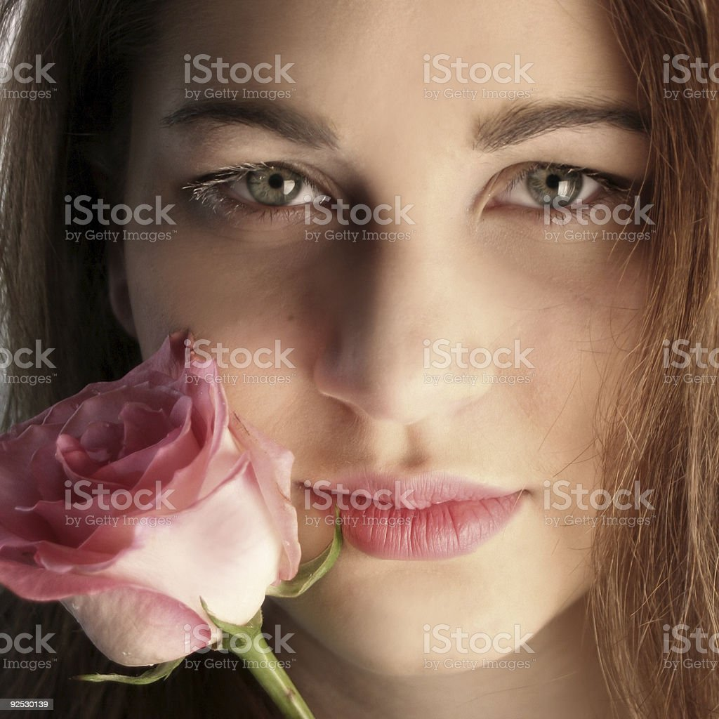bloom of youth royalty-free stock photo