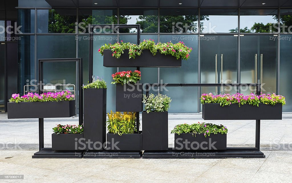 Blooming Garden royalty-free stock photo