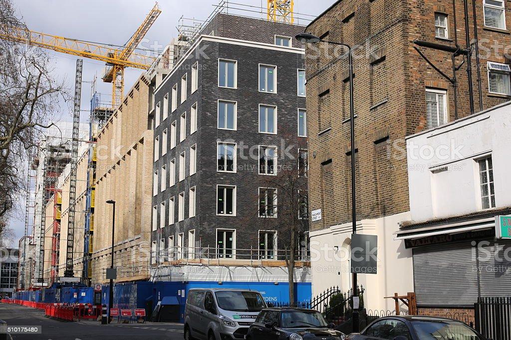 Bloomsbury stock photo