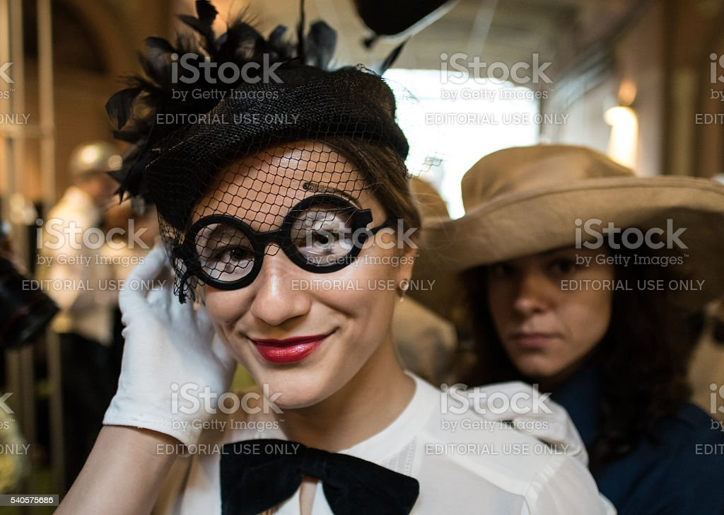 Bloomsday stock photo