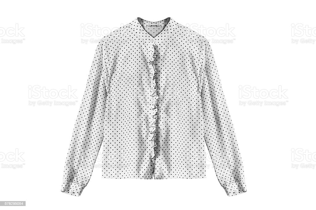 Blouse stock photo
