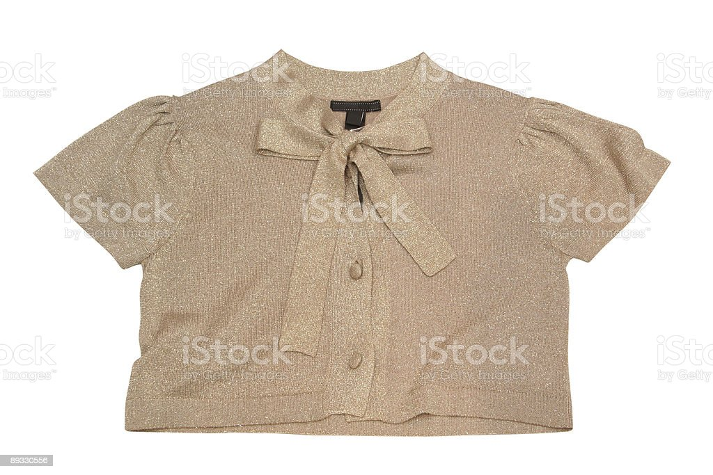 blouse royalty-free stock photo
