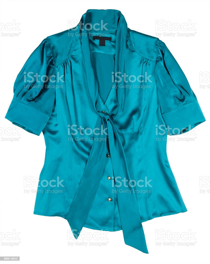 blouse royalty free stockfoto