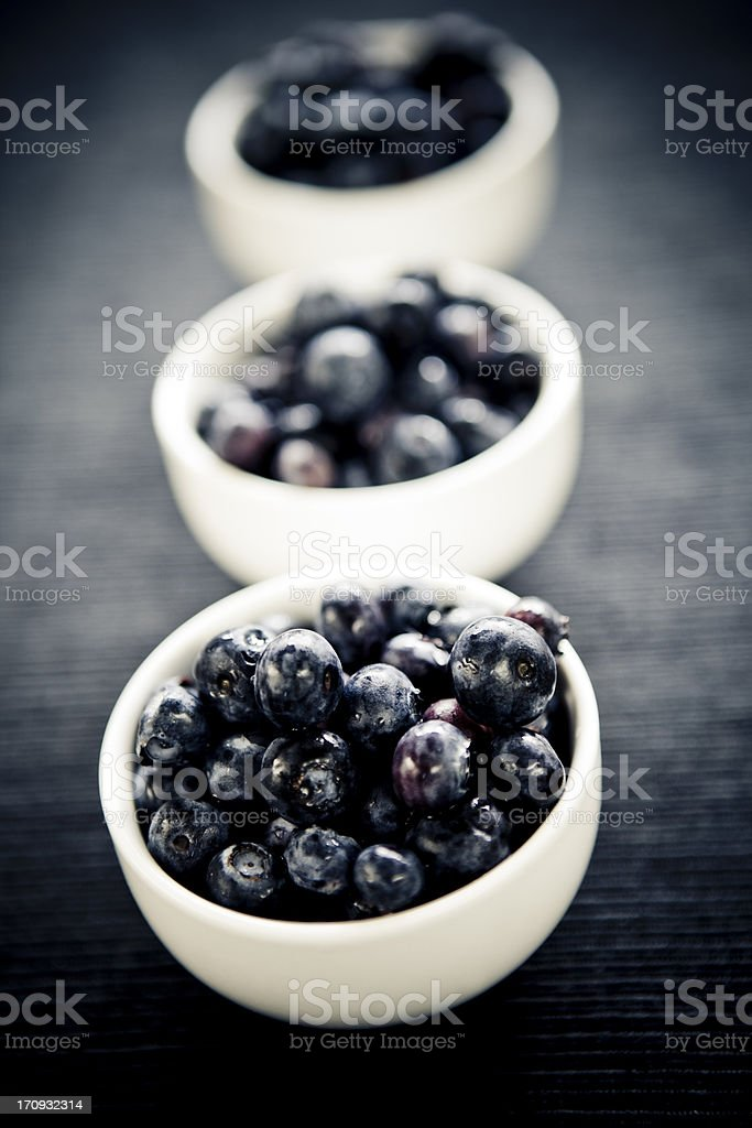 Bluberries royalty-free stock photo