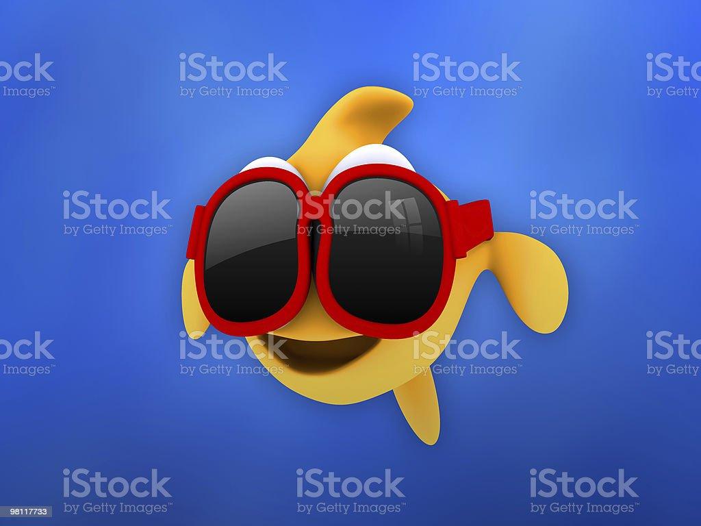 Blubfish royalty-free stock photo