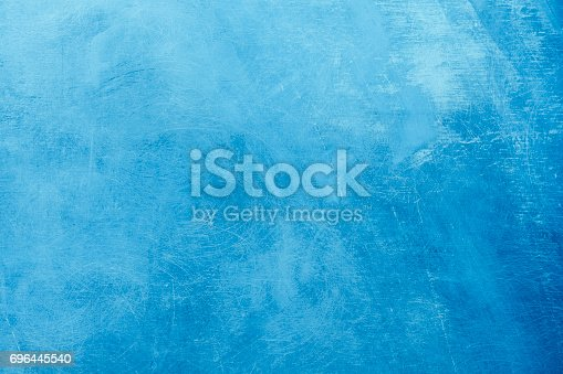 511118930 istock photo blue abstract art painting background 696445540