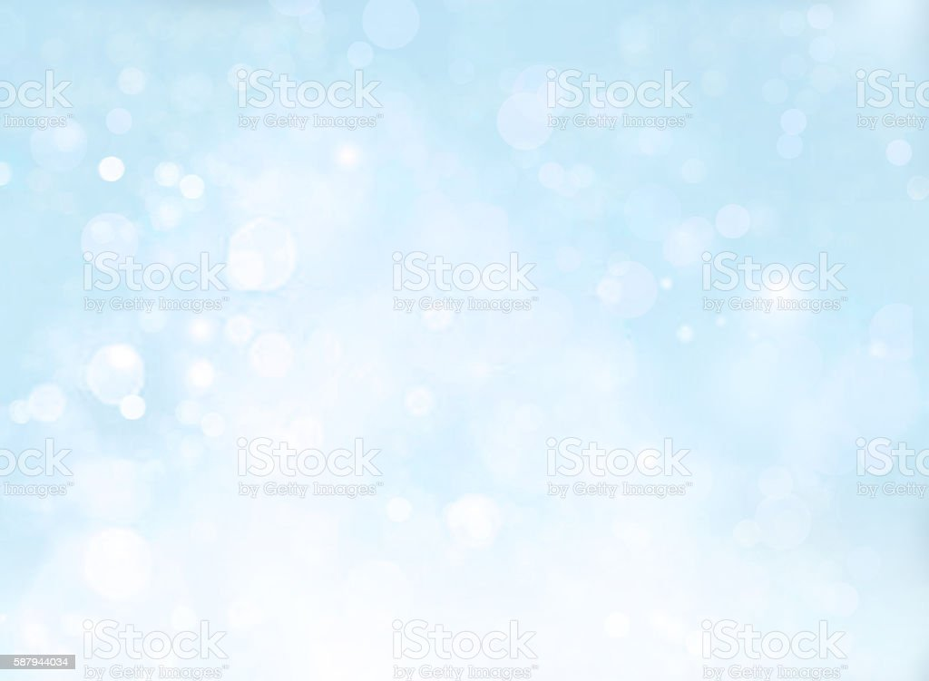 Blue abstract background blur. stock photo