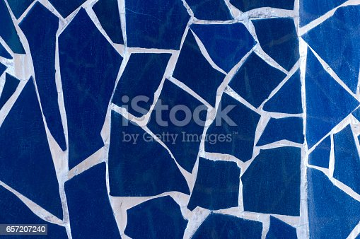 istock Blue Abstract Background 657207240