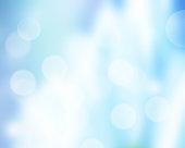 istock Blue abstract blurred background illustration. 520740234