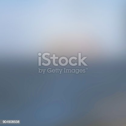istock Blue abstract blurred background 904908538