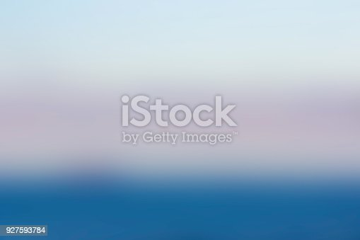 istock Blue abstract blurred background 927593784