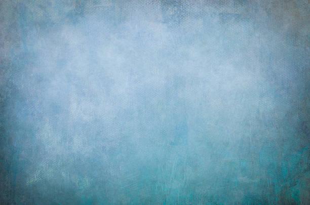 blau abstrakt leinwand hintergrund - sammelalbum wandkunst stock-fotos und bilder