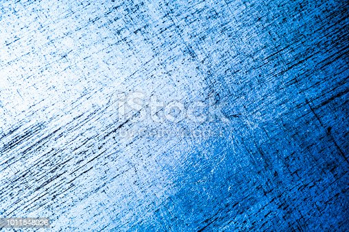 istock Blue Abstract Metal Background 1011548026