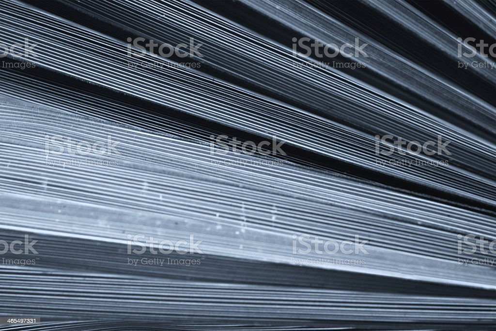 Blue abstract pattern royalty-free stock photo