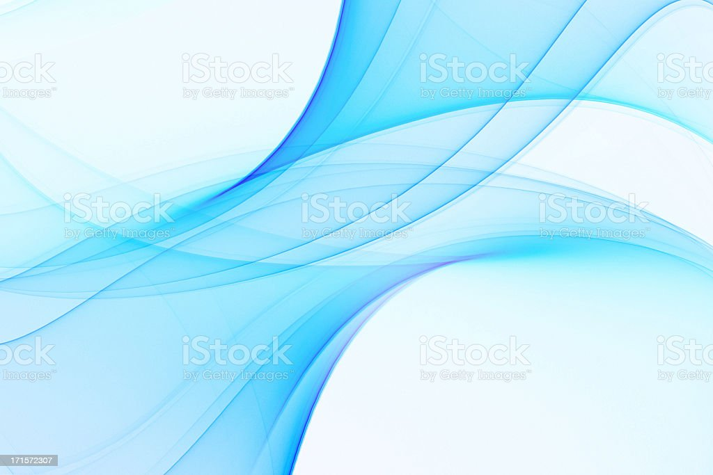 Blue abstract. stock photo