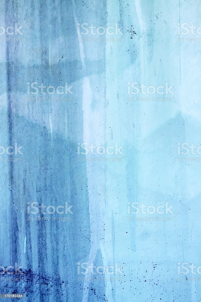 Blue abstract steel plate background, copy space royalty-free stock photo