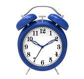 istock blue alarm clock 533419939