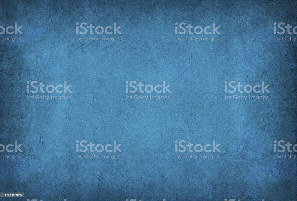 Blue and black grunge background royalty-free stock photo