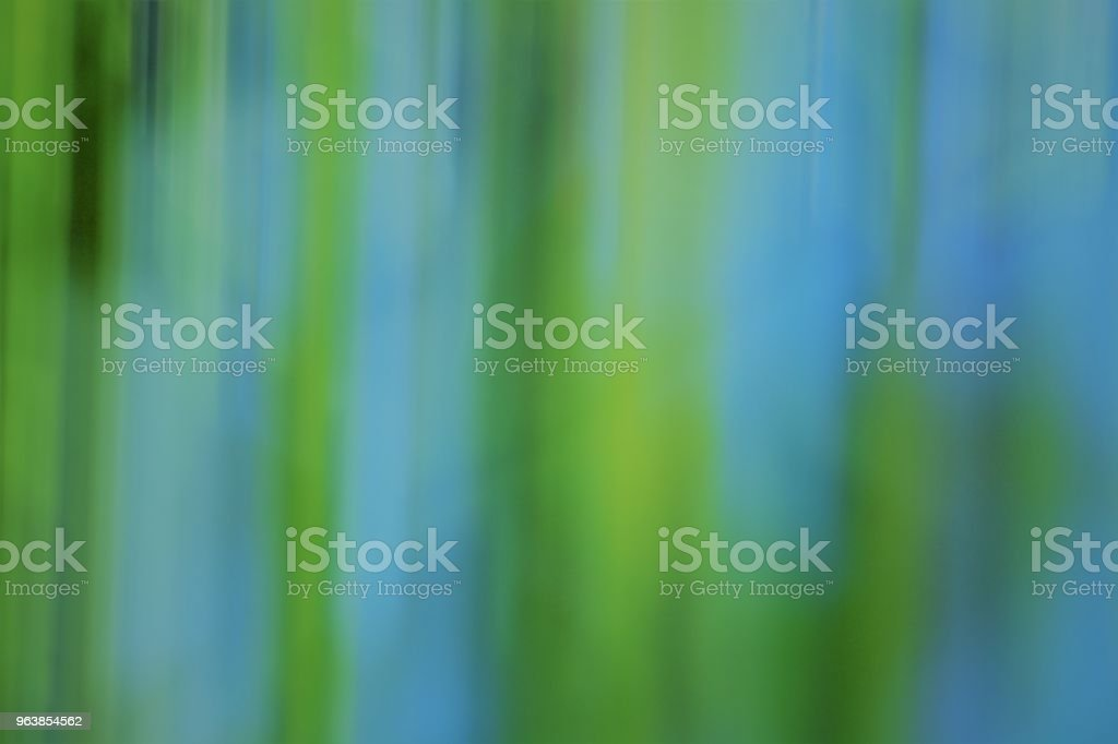 Blue and green abstract background, linear - Royalty-free Abstract Stock Photo