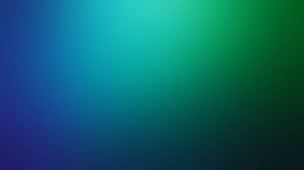 blue and green blurred motion abstract background - green color stock pictures, royalty-free photos & images