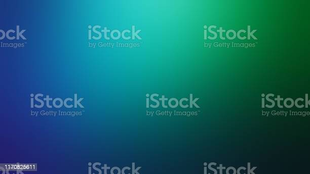 Photo of Blue and Green Blurred Motion Abstract Background