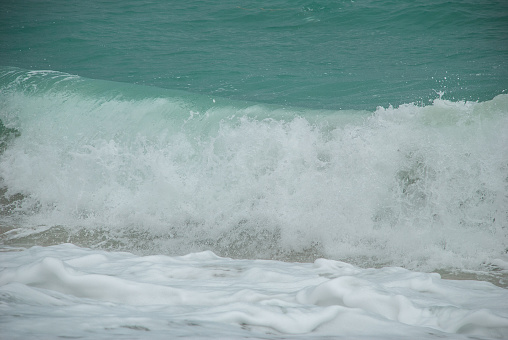 블루 및 그린 바다빛 0명에 대한 스톡 사진 및 기타 이미지