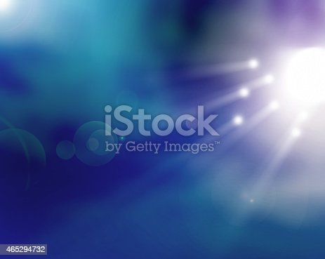 508552962istockphoto A blue and purple background with lights 465294732