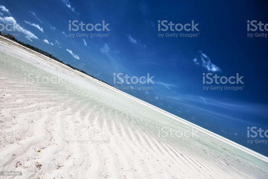 Blue e Mare stock photo