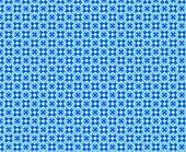 Blue, Aqua & White Decorative Repeating pattern wallpaper background