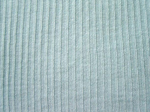 Blue Baby Blanket stock photo