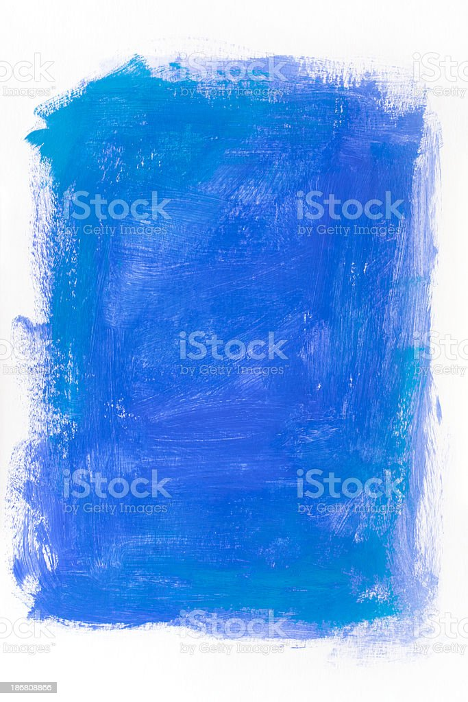 Blue backdrop stock photo