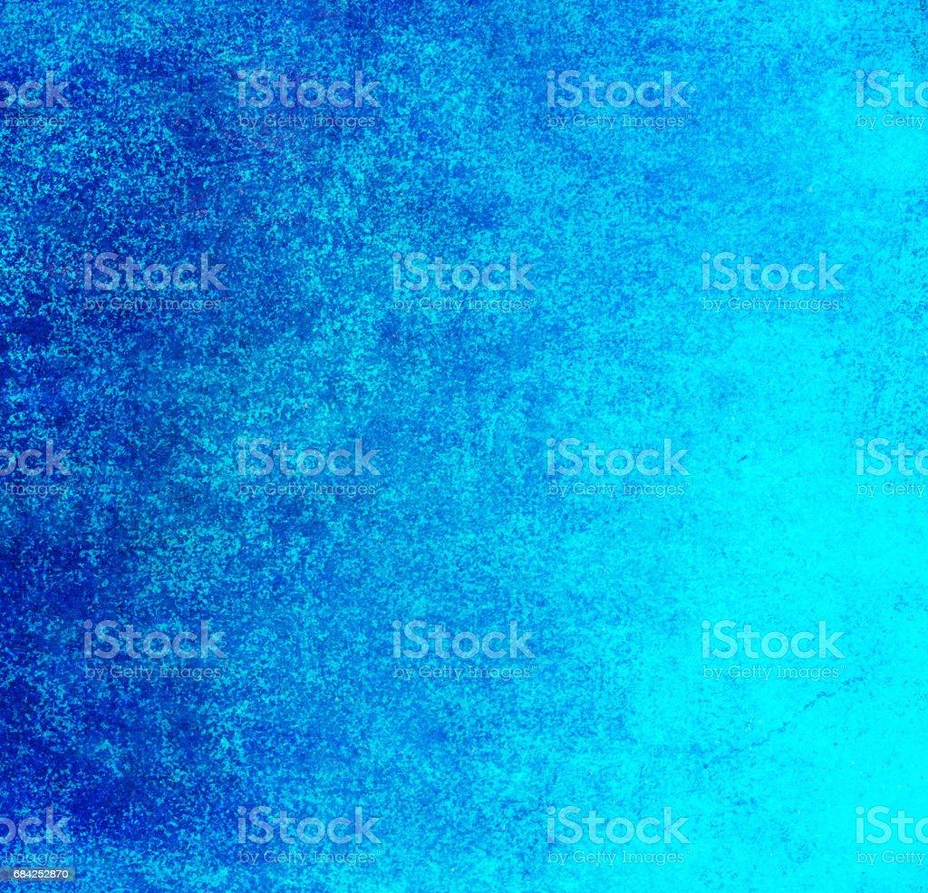 blue background .  dark blue vintage grunge photo libre de droits