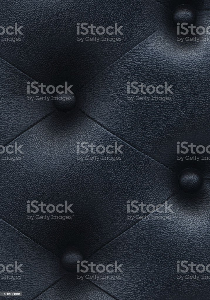 Blue background leather royalty-free stock photo
