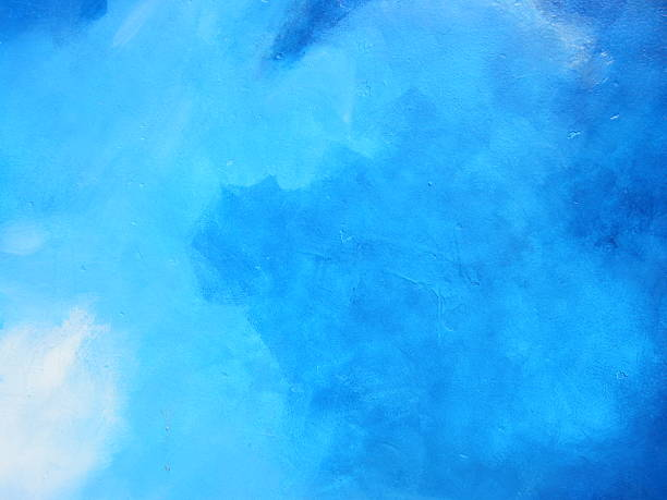 blue background made of clouds - stroking stock pictures, royalty-free photos & images