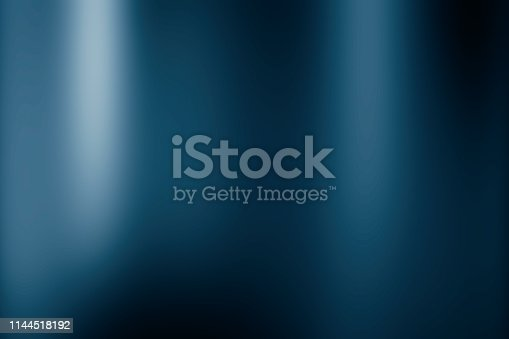 istock blue background or black background of gradient smooth background 1144518192