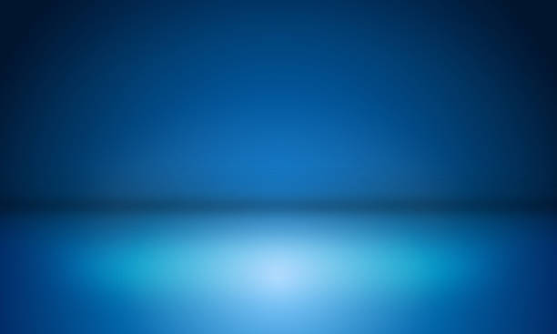 blue background - turquoise  background - bodenleuchten stock-fotos und bilder