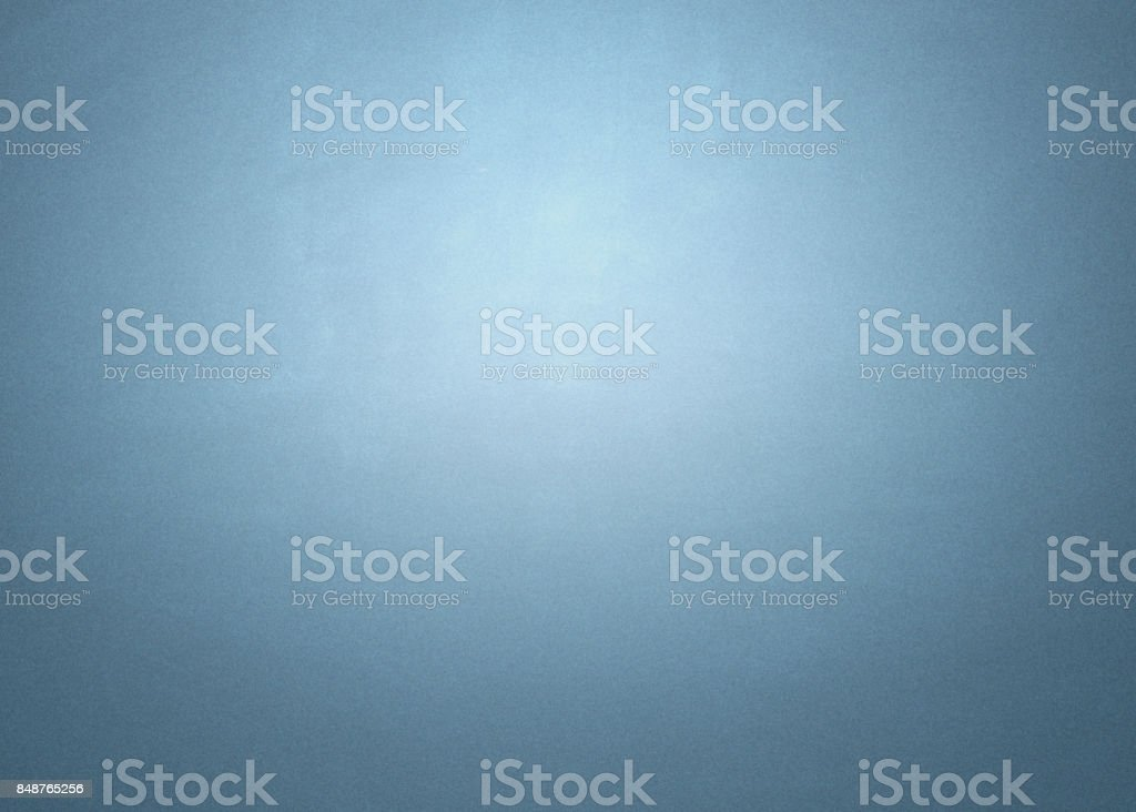Blue background wall stock photo