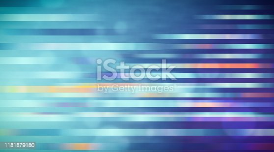Blue background with lines. illustration technology design