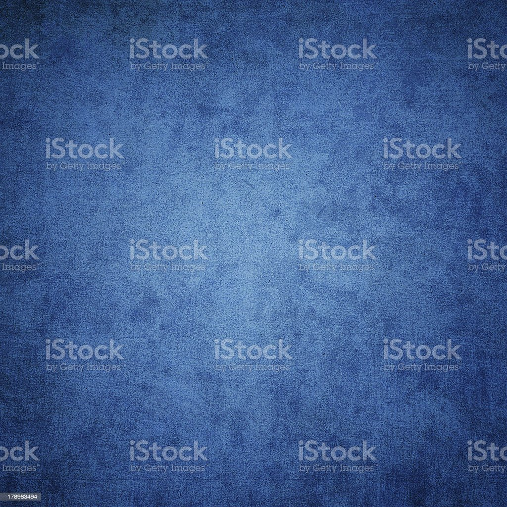 Blue background with space for text. stock photo