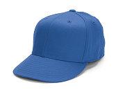 istock Blue Baseball Hat 866706940