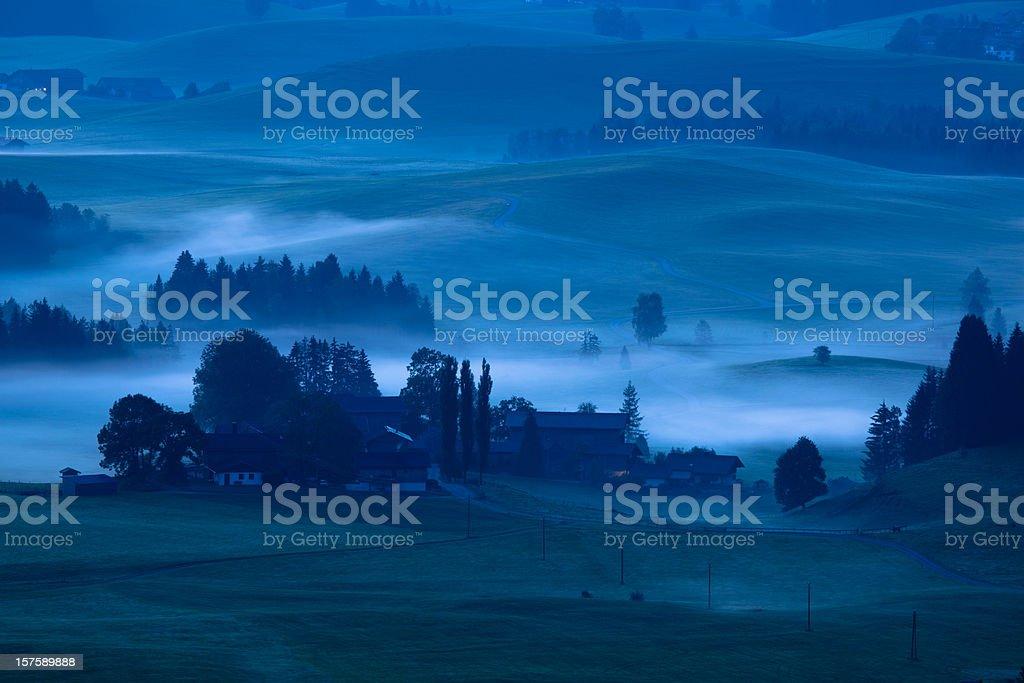blue bavaria royalty-free stock photo