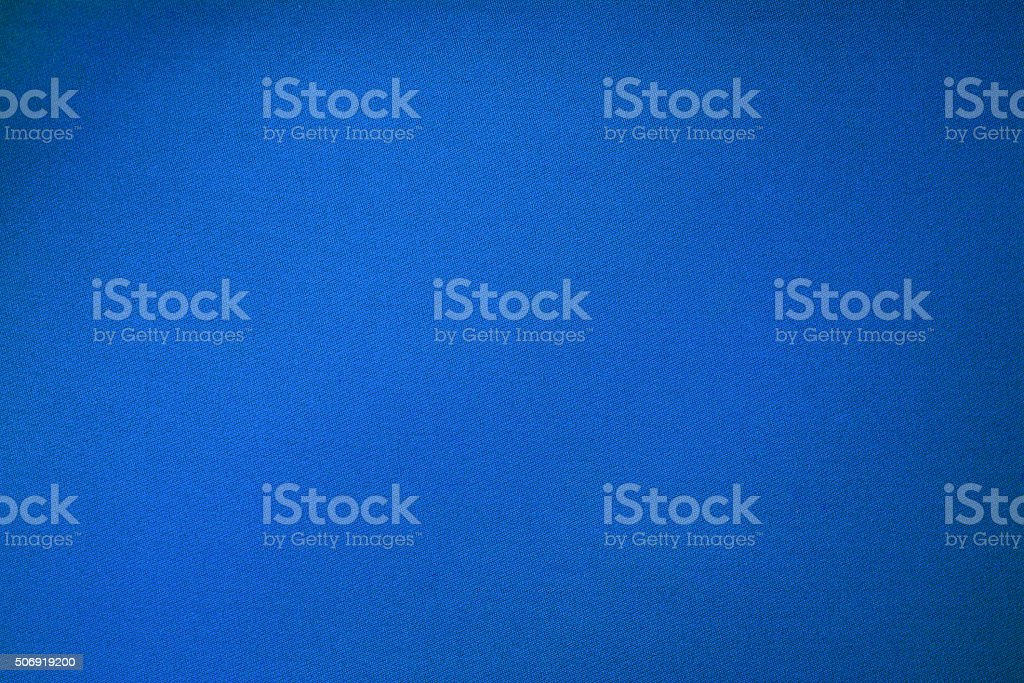 blue biliard cloth color texture close up stock photo