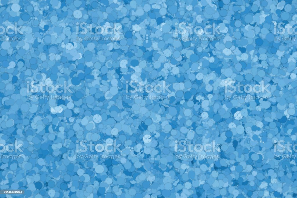 Blue blots on a wall. Abstract background texture. Design pattern for business card, banner, etc stock photo