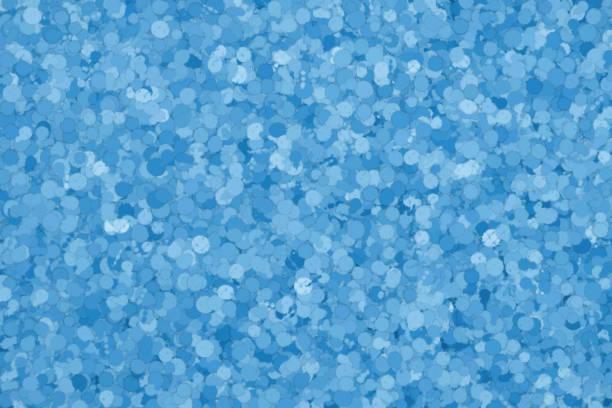 Taches bleues sur un mur. Texture de fond abstrait. Modèle de design pour carte de visite, bannières, etc. - Photo