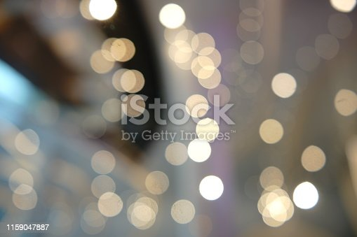 1047189958 istock photo Blue Bokeh Lights Abstract Background 1159047887