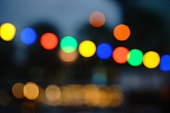 istock Blue Bokeh Lights Abstract Background 1159048378